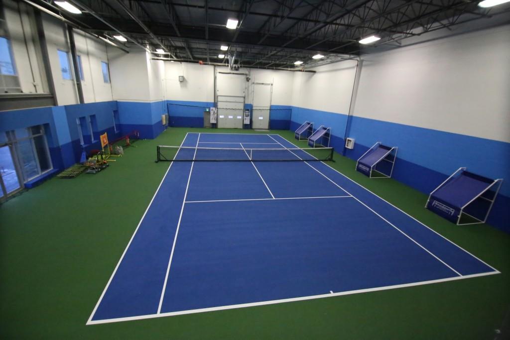 Learn to play tennis toronto