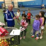 U8 tennis tournaments Toronto