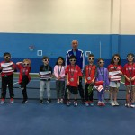 2017 Summer Tennis Camp Vaughan, Toronto