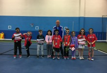 2017 Summer Tennis Camp Vaughan, Toronto