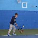 U8 Swing School tennis tournament